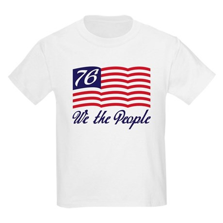 We The People Kids Light T-Shirt