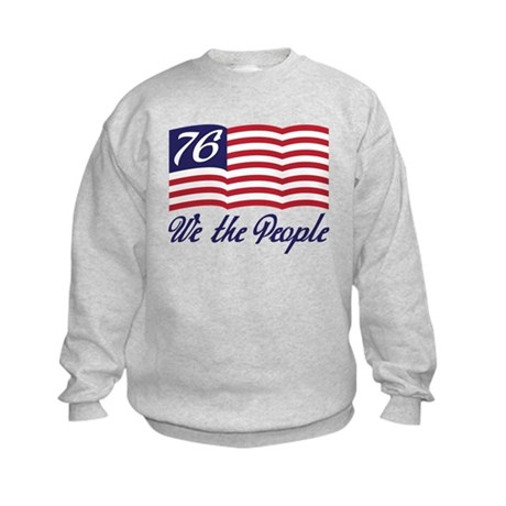 We The People Kids Sweatshirt