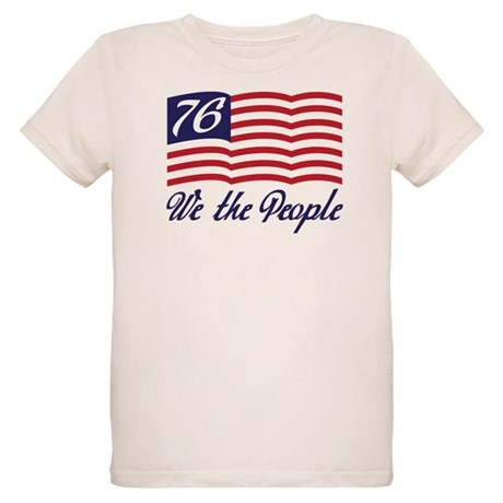 We The People Organic Kids T-Shirt