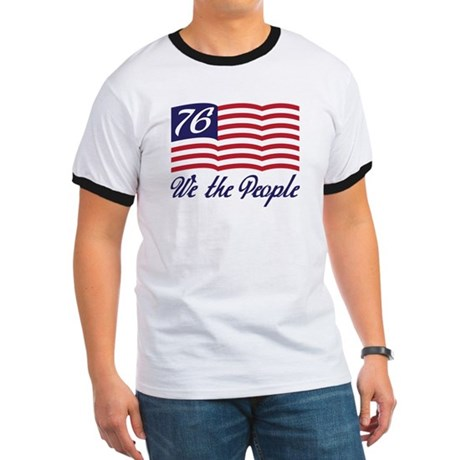 We The People Ringer T