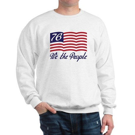 We The People Sweatshirt