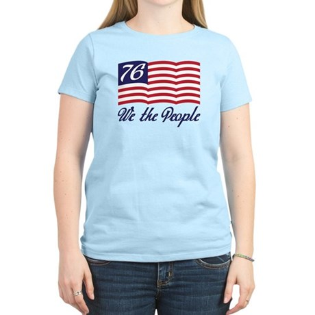 We The People Women's Light T-Shirt