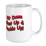 Buckle Up - Mug
