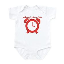 Mommy's Alarm Clock Infant Bodysuit