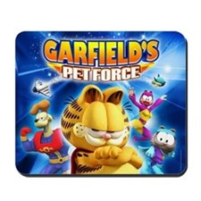Garfield's Pet Force Mousepad