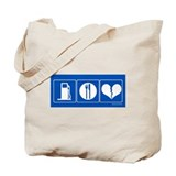 Gas Food Heartache Tote Bag