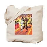 Funny Mambo Tote Bag