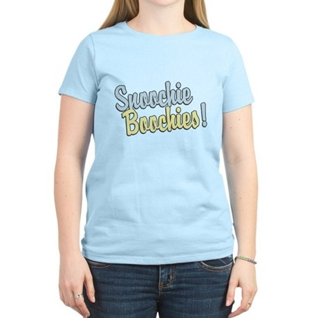 Snoochie Boochies! Womens Light T-Shirt