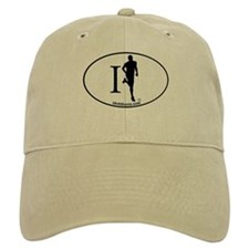 Cute Marathon man Baseball Cap