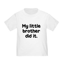 Unique Little brother T