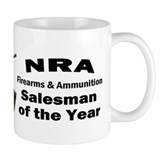 Firearms &amp; Ammo Salesman Coffee Mug
