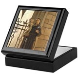 St Anthony Keepsake Box