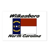 Wilkesboro North Carolina Postcards (Package of 8)