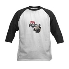 (Visit AllThingsPug.com) Pug Possessed Camisetas