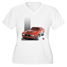 Unique Mustang T-Shirt