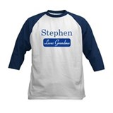 Stephen loves grandma Tee
