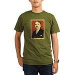 Ludwig von Mises Organic Men's T-Shirt (dark)