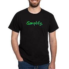 Do It slogans--words to energ Black T-Shirt