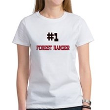 Number 1 FOREST RANGER Tee