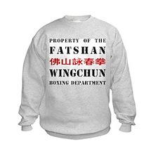 Fatshan Boxer Sweatshirt