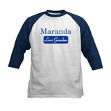 Maranda loves grandma Tee