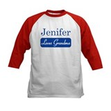 Jenifer loves grandma Tee