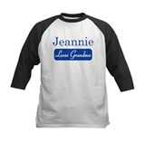 Jeannie loves grandma Tee