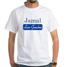 Jamal loves grandma Shirt