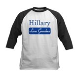 Hillary loves grandma Tee