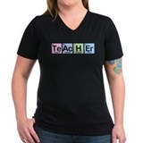 Teacher made of Elements Shirt