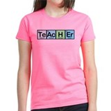 Teacher made of Elements  T