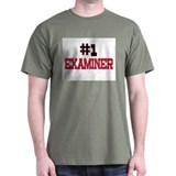 Number 1 EXAMINER T-Shirt