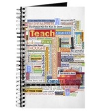 Teacher Journal