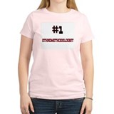 Number 1 ETHNOMETHODOLOGIST T-Shirt