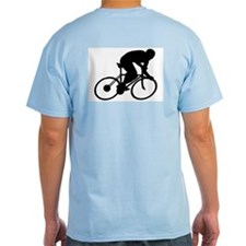 Cycling Ash Grey T-Shirt