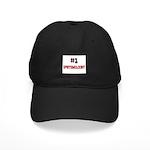 Number 1 EPISTEMOLOGIST Black Cap