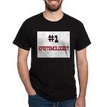 Number 1 EPISTEMOLOGIST Dark T-Shirt