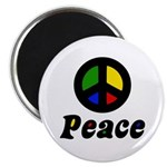 "Peace 2.25"" Magnet (10 pack)"