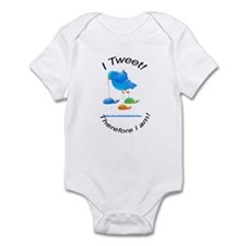 Twitter Infant Bodysuit