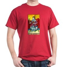 """The Emperor"" Color T-Shirt"