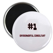 Number 1 ENVIRONMENTAL CONSULTANT Magnet