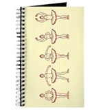 Ballet Positions Journal