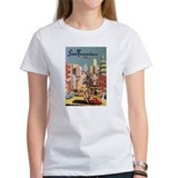 San Francisco Travel Poster Tee-Shirt