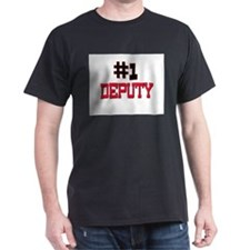 Number 1 DEPUTY T-Shirt