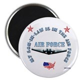 Air Force Son-in-Law 2.25&quot; Magnet (10 pack)