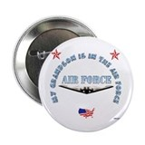 Air Force Grandson 2.25&quot; Button