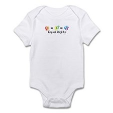 Equal Rights Infant Bodysuit