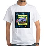 wish-you-were-here_background_frame T-Shirt