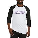 purple carpe_new Baseball Jersey