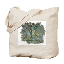 Dragon & the Raccoon Tote Bag